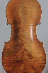 Old english cello bottom