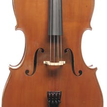 markneukirchen-cello