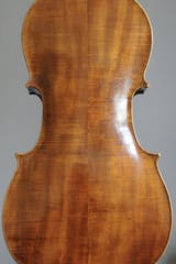 German cello back
