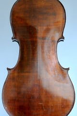 Old cello