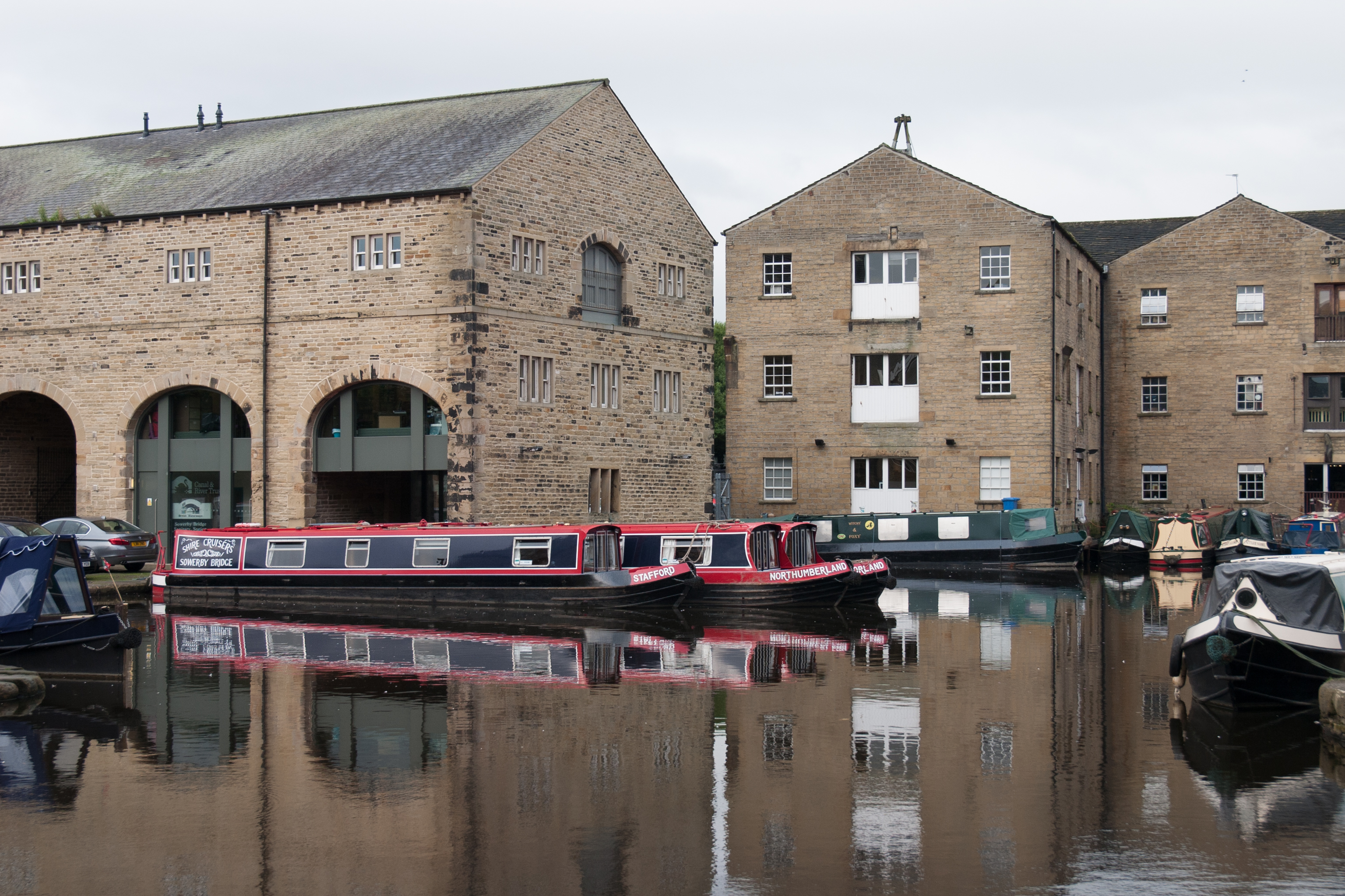 The Wharf Sowerby Bridge