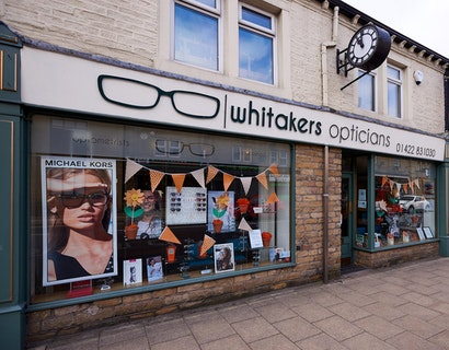 Whitakers Opticians