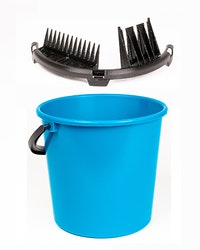 Bucket comb and Bucket
