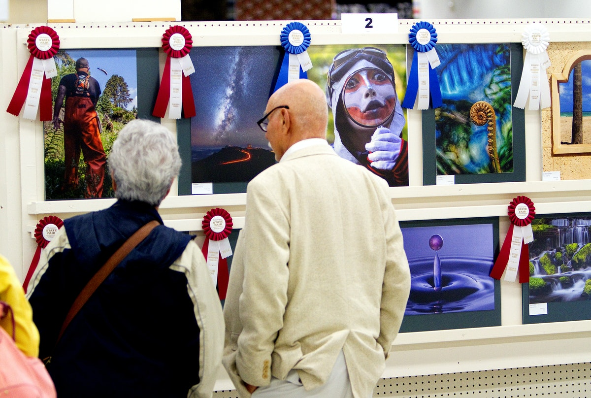 Enter a Competition at the Washington State Fair