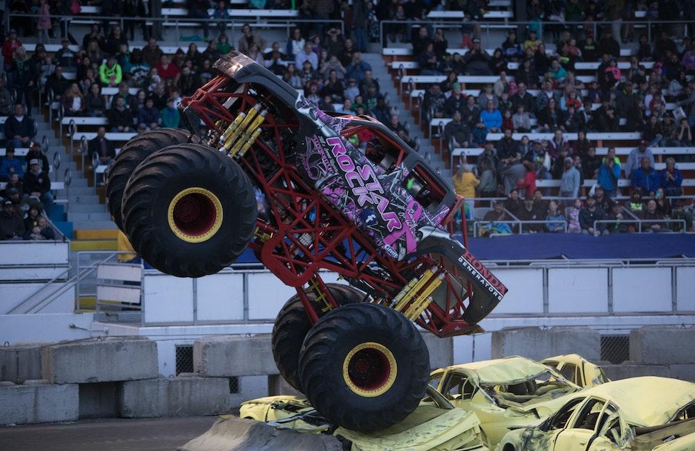 Monster Truck Show Friday April 16 2021 Spring Fair