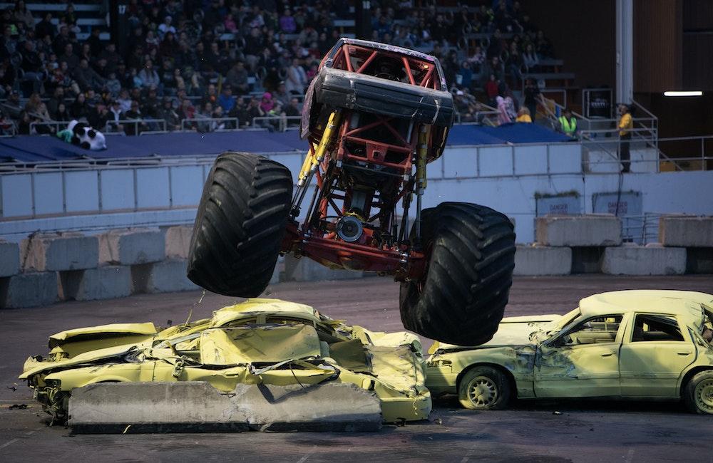 Motorsport Mayhem Washington State Spring Fair
