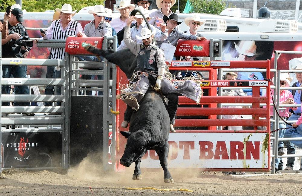 Washington State Fair Rodeo