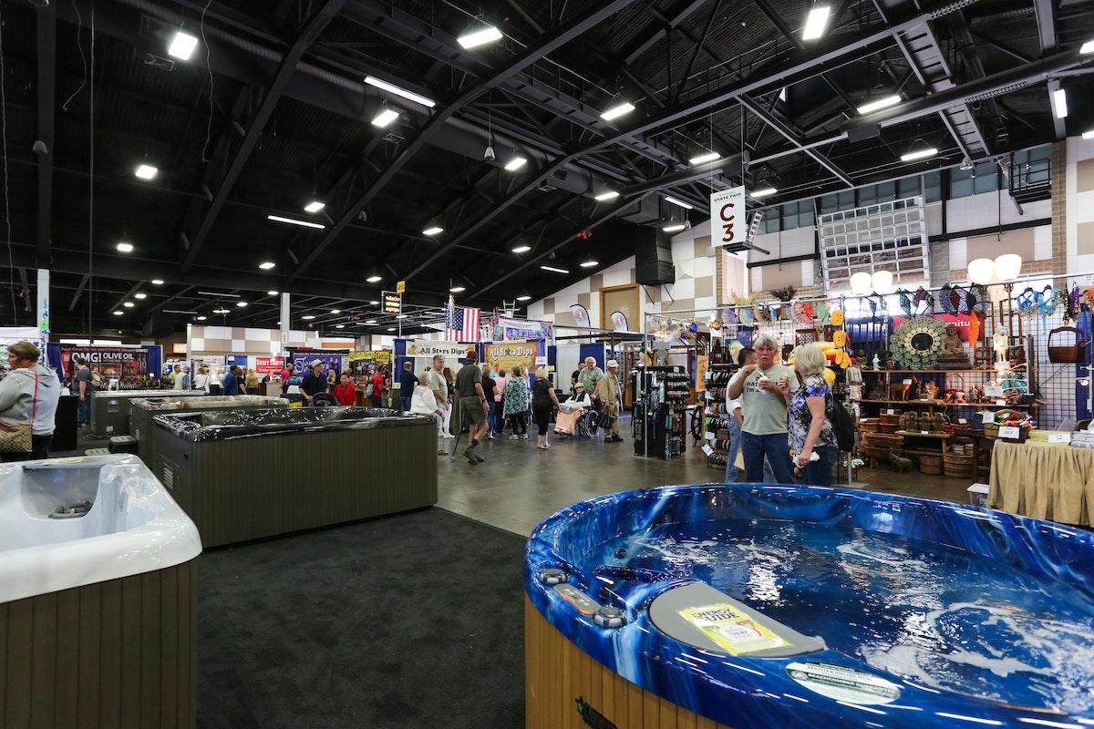 Be a Vendor at the Washington State Fair