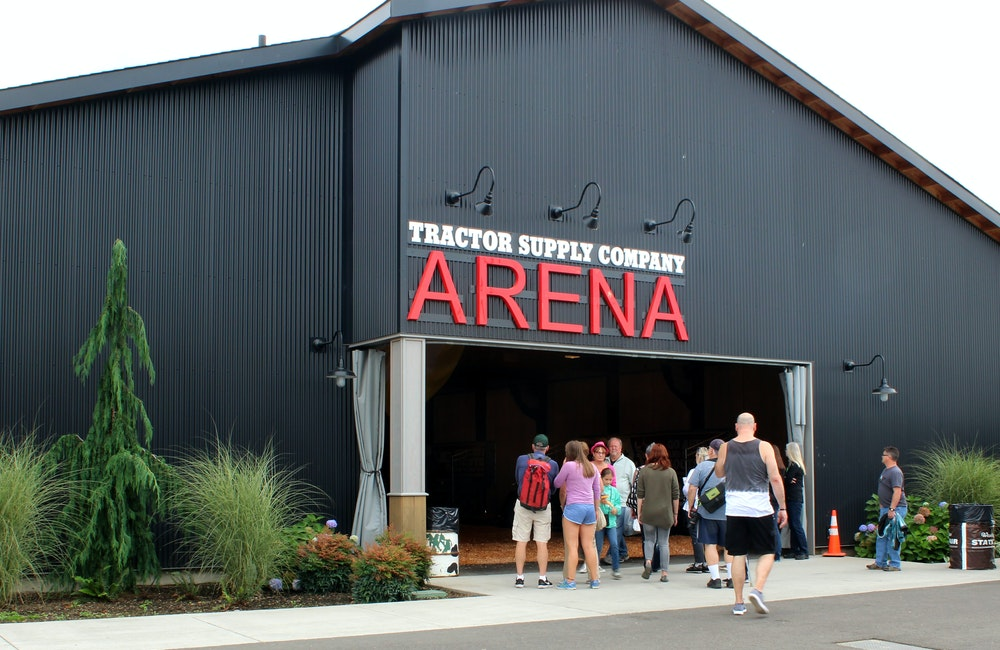 Agriplex - Washington State Fair Events Center