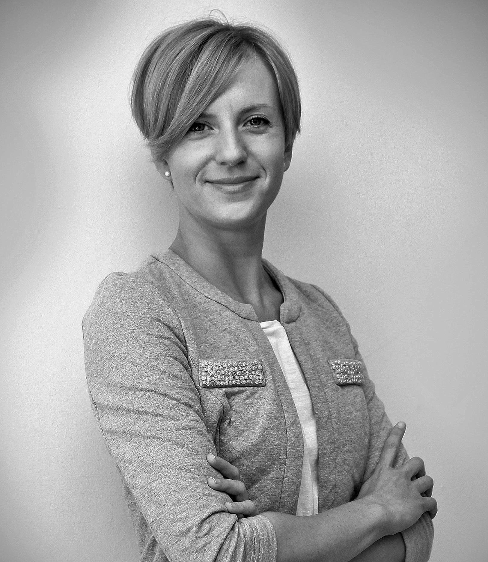 Karolina Leputa, Senior Brand Manager, Interia