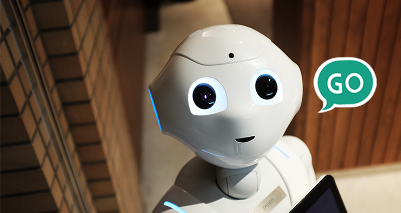 marketing automation with web push robot