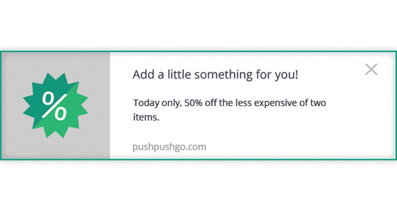 web push as a tool for conversion rate optimization