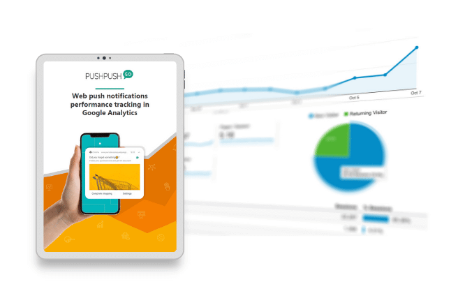 web push notifications tracking google analytics ebook