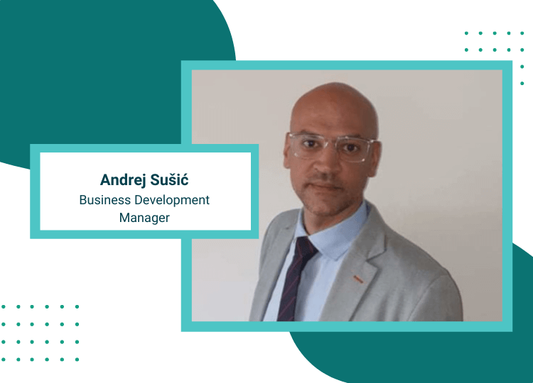 Andrej Susic human touch in B2B sales