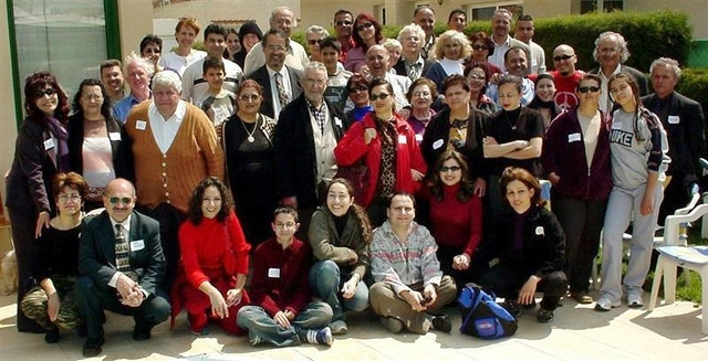 Reunion of the Baha'is of Cyprus.