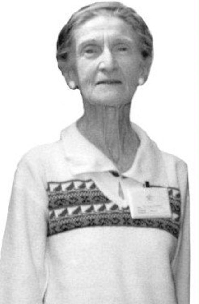 Ursula Samandari (1909-2003)
