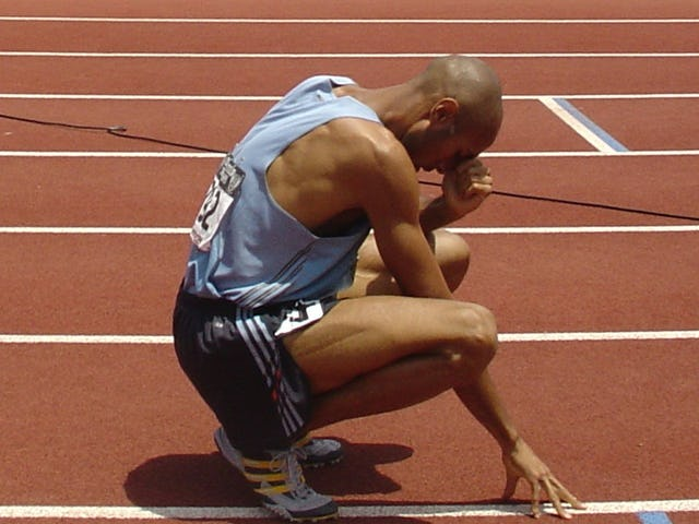 David Krummenacker at the US championships, 2003.