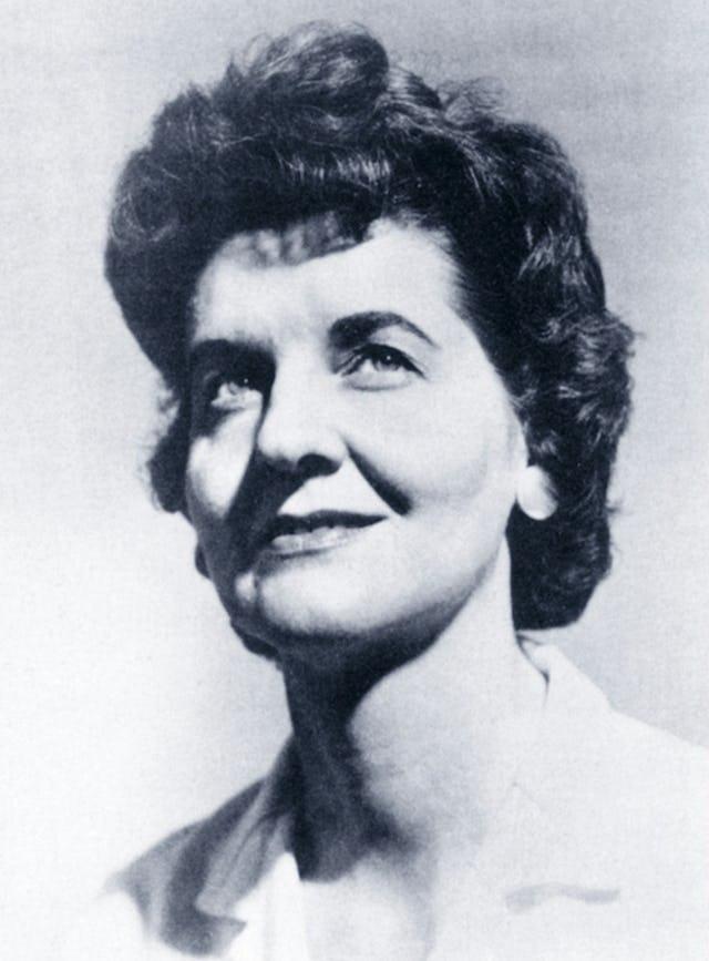 Florence Bagley (1914-1990).