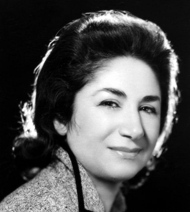 Gloria Faizi (1921-2004).