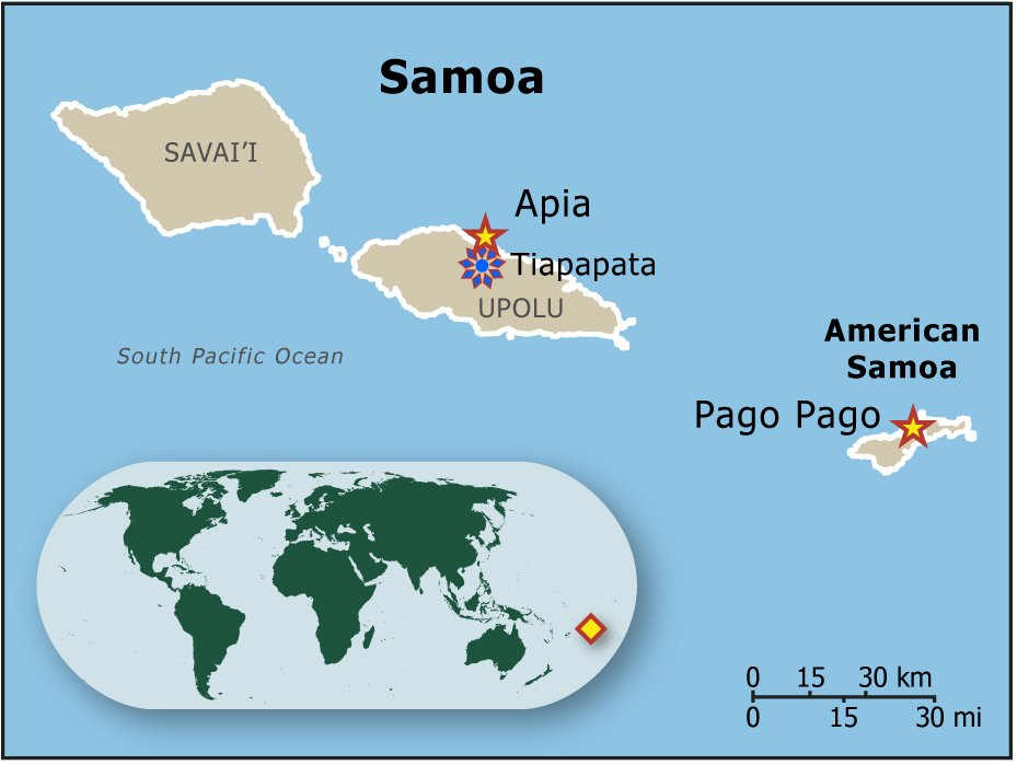 Royal welcome at jubilee gathering in Samoa | BWNS