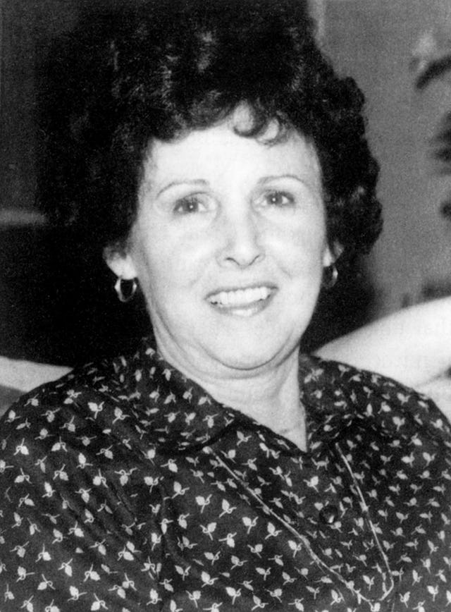 JoAnne Menking, who introduced the Baha'i Faith to Cape Verde with her husband, Howard, in 1954.