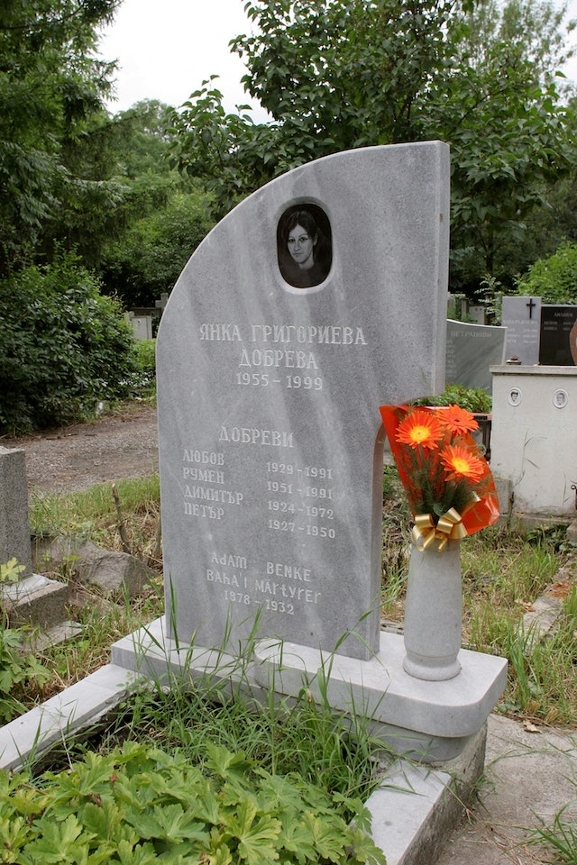 Resting place in Sofia of George Adam Benke (1878-1932), a Baha'i pioneer to Bulgaria.