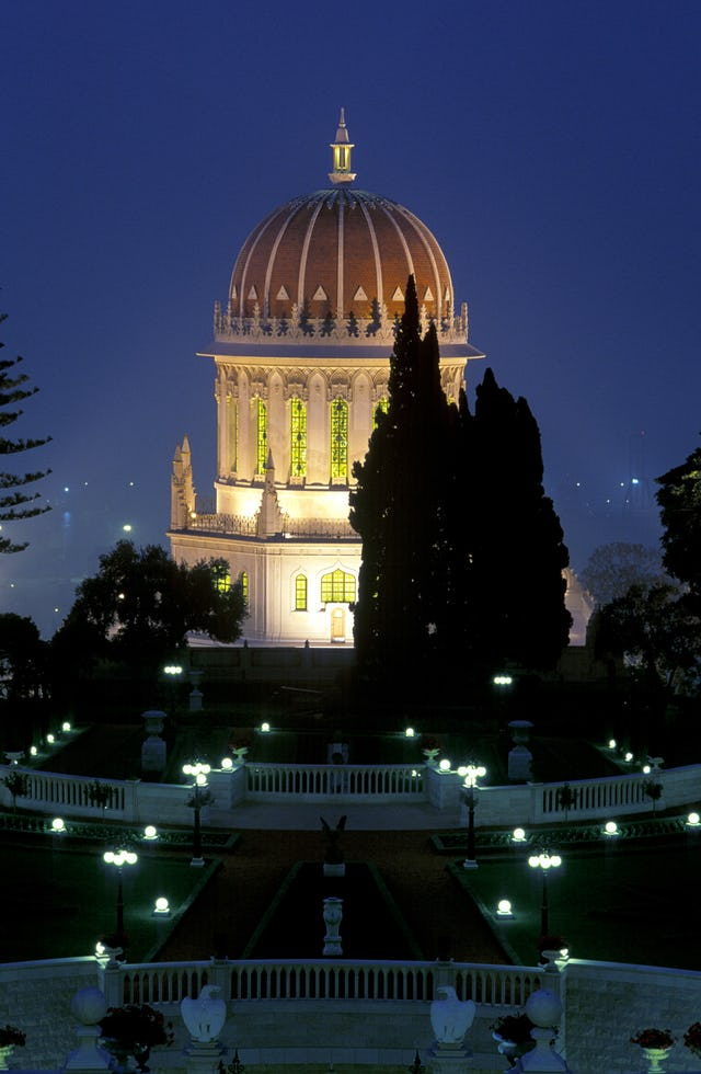 Transferring the sacred remains of the Bab to Haifa and laying them in their permanent resting place was one of the chief accomplishments of 'Abdu'l-Baha, according to his own testimony.