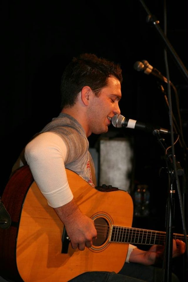 """Andy Grammer is one of 17 artists who performs on """"Arise"""" by the Dawnbreaker Collective."""