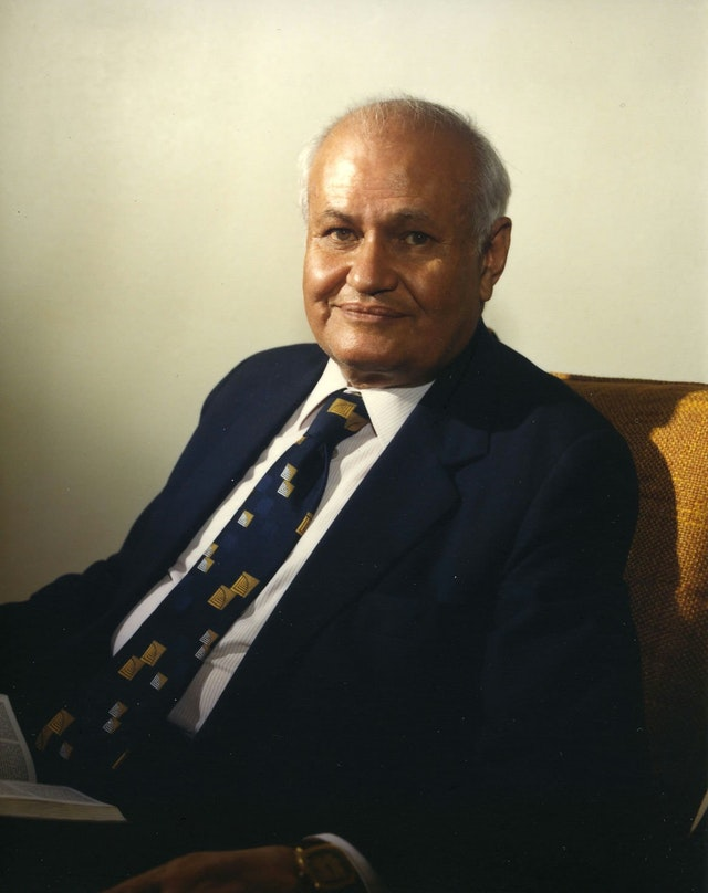 Dr. Ali-Muhammad Varqa served the Baha'i Faith as a Hand of the Cause for 52 years.