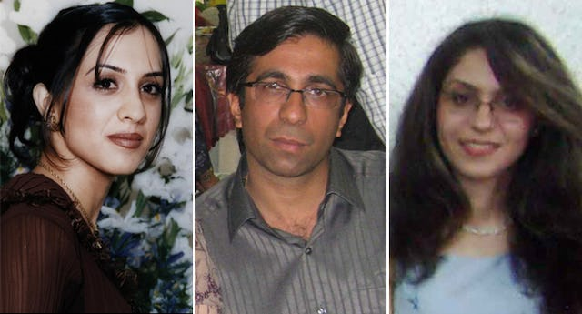 An Iranian inspector who investigated the case of three young Baha'is imprisoned in Shiraz has reported that their supposed 'subversive' activities were strictly humanitarian in nature. The three are Haleh Rouhi, Sasan Taqva, and Raha Sabet.
