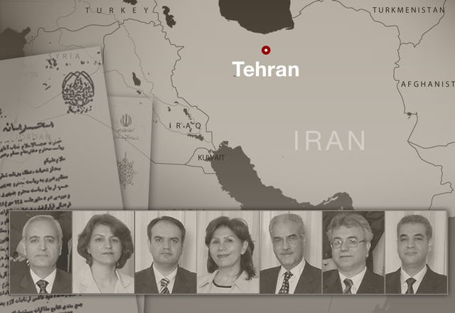 """Iran's seven imprisoned Baha'i leaders were members of a national-level ad hoc group that attended to the needs of Iran's Baha'i community. """"It must be remembered that the treatment of these prisoners is taking place against a backdrop of state-sanctioned incitement to hatred against the Baha'is,"""" said Bani Dugal, principal representative of the Baha'i International Community to the United Nations."""