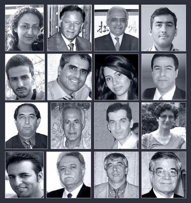 The 16 Baha'is initially detained after Iranian authorities raided around 30 homes associated with staff and faculty of the Baha'i Institute for Higher Education, in May this year. Most recent information indicates that 11 remain in prison.