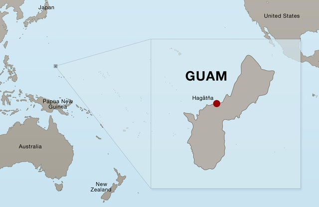 Situated in the western Pacific, Guam is the largest and southernmost of the Mariana Islands. A United States territory, it has its own elected governor and legislature.
