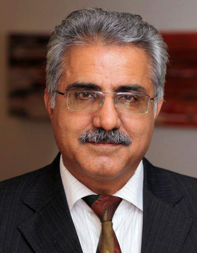 Mr. Ataollah Rezvani.