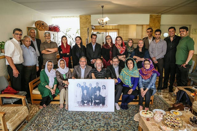 Influential Iranians, human rights activists, journalists and a prominent religious leader gather in an unprecedented show of solidarity to commemorate the sixth anniversary of the imprisonment of the seven former Baha'i leaders in Iran.