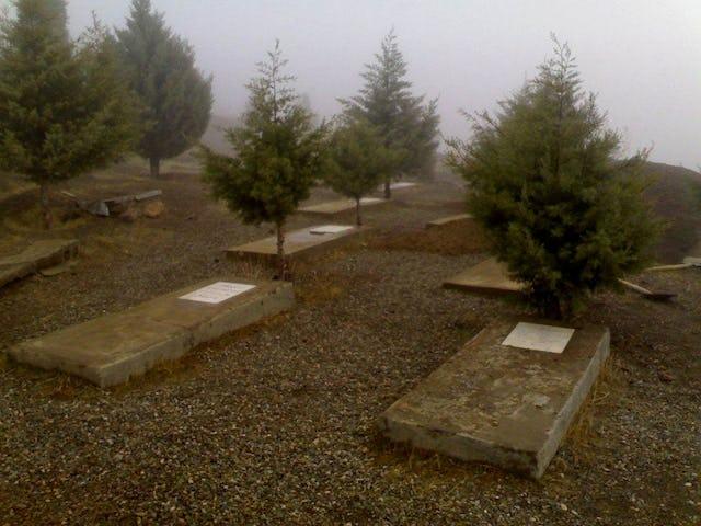 Baha'i cemetery in Sanandaj, where the authorities refuse the burial of a Baha'i woman
