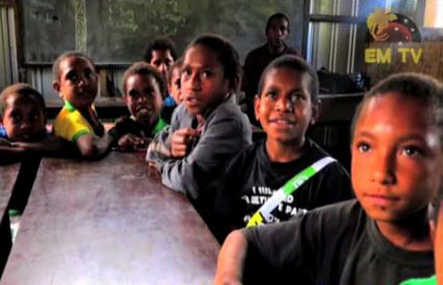 The program describes an effort of the Baha'i community to provide moral education for children and youth in the suburbs of Port Moresby, the capital city of Papua New Guinea.