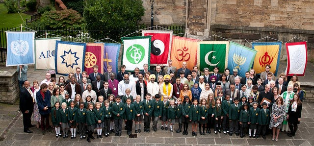 """Representatives from 24 faith groups participated in the """"Faith in the Future"""" conference in Bristol from 8-9 September."""
