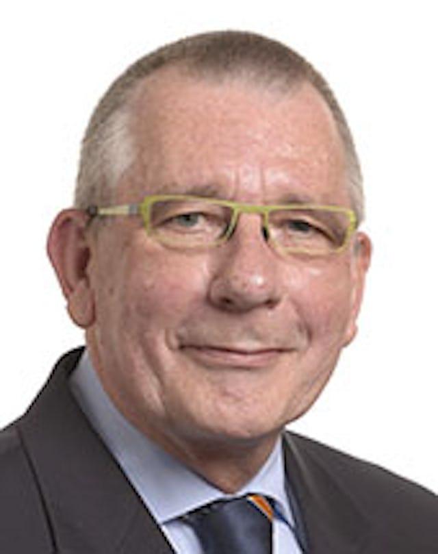 Dennis de Jong, eurodiputado y copresidente del Intergrupo del Parlamento Europeo sobre Libertad de Religión o Creencia y Tolerancia Religiosa (foto del Parlamento Europeo)