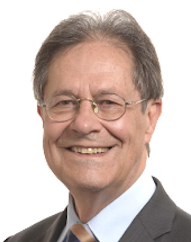 Klaus Buchner, eurodiputado (fotografía del Parlamento Europeo)