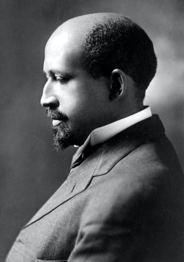 W.E.B. Du Bois was a respected writer and civil rights activist of his time. He was the founder of the NAACP, which received 'Abdu'l-Baha as a guest at its fourth conference in 1912. Du Bois was so impressed by 'Abdu'l-Baha's talk that he published it in its entirety in The Crisis, the official publication of the NAACP, along with a photo of 'Abdu'l-Baha. Du Bois' goodwill towards the Faith endured throughout his life. His wife, Nina Du Bois, became a Baha'i in 1936.
