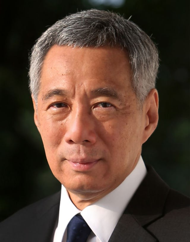Lee Hsien Loong, Prime Minister of Singapore (Photo Credit: Ministry of Communications and Information)