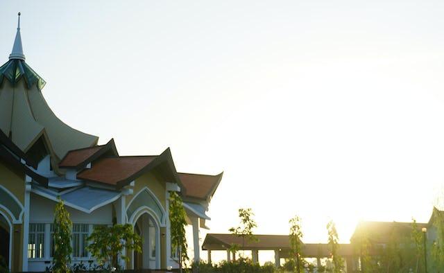 The House of Worship in Battambang