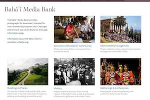 La Baha'i Media Bank mise à jour a été rendue disponible le 26 septembre.
