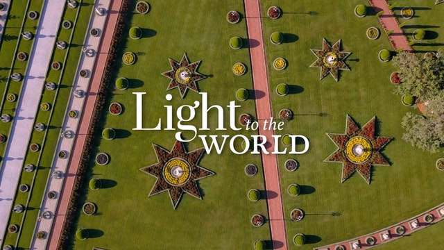 """""""Light to the World,"""" a film about the life and teachings of Baha'u'llah, was released today on bicentenary.bahai.org."""