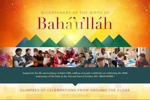 Des célébrations du bicentenaire sont mises en ligne sur le nouveau site web.