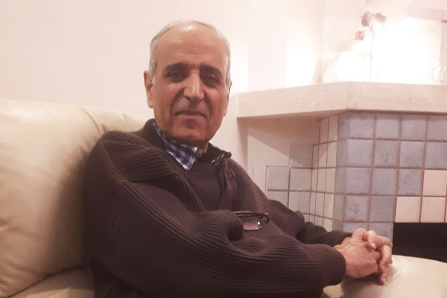 Behrooz Tavakkoli, 66, recently completed an unjust 10-year prison sentence.