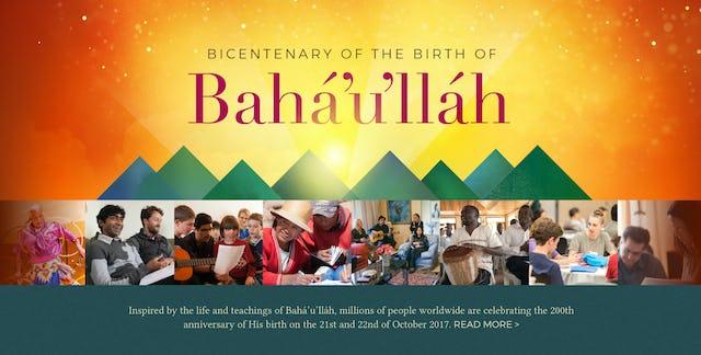 Les célébrations du bicentenaire ont été mises en ligne sur bicentenary.bahai.org/fr/