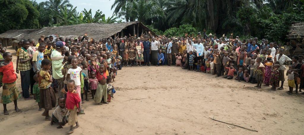 Un pueblo llamado «Paz»