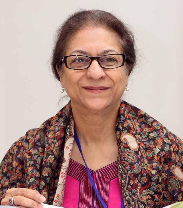 Asma Jahangir was highly regarded for her longstanding dedication to human rights during her life. She passed away at age 66 on Sunday.